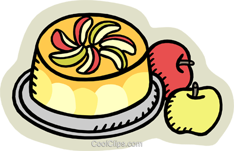 cake Royalty Free Vector Clip Art illustration food1080