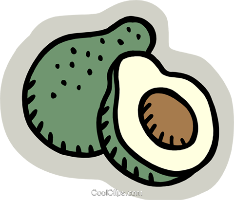 coconut Royalty Free Vector Clip Art illustration food1087
