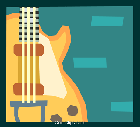 The Arts/Music Royalty Free Vector Clip Art illustration ente0122