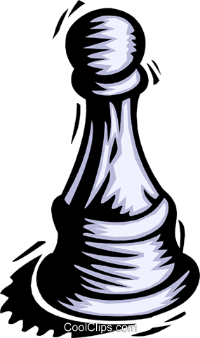 chess piece Royalty Free Vector Clip Art illustration hous1310