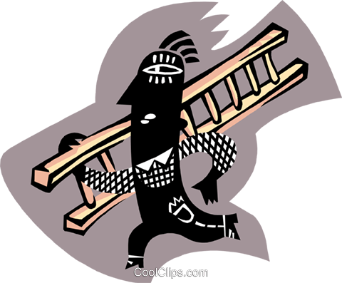 laborer Royalty Free Vector Clip Art illustration peop3312