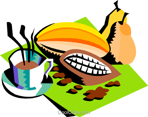 food and dining/coffee Royalty Free Vector Clip Art illustration food1150