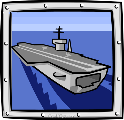 barge Royalty Free Vector Clip Art illustration indu0961