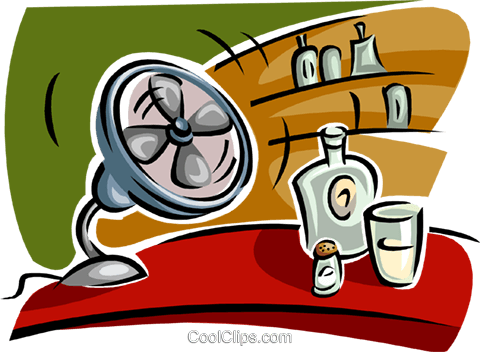 fan Royalty Free Vector Clip Art illustration busi1672