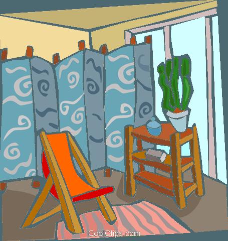 schlafzimmer vektor clipart bild -hous1384-coolclips, Schlafzimmer ideen