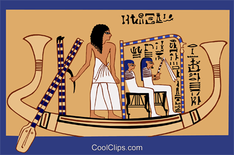 ancient Egypt Royalty Free Vector Clip Art illustration ente0163