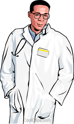doctor Royalty Free Vector Clip Art illustration peop3980