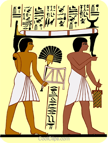 ancient Egypt Royalty Free Vector Clip Art illustration ente0168