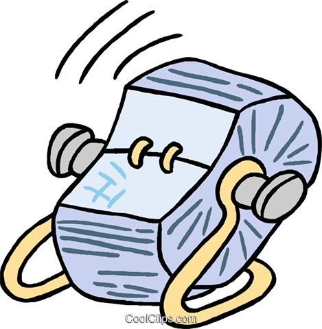 business / rolodex Royalty Free Vector Clip Art illustration busi1848