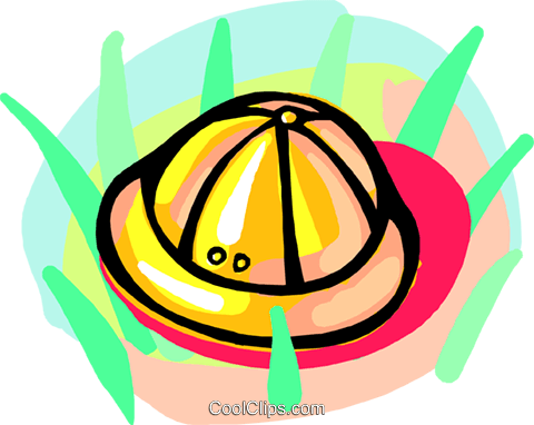 hat Royalty Free Vector Clip Art illustration hous1427