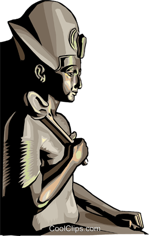 ancient Egypt Royalty Free Vector Clip Art illustration ente0189
