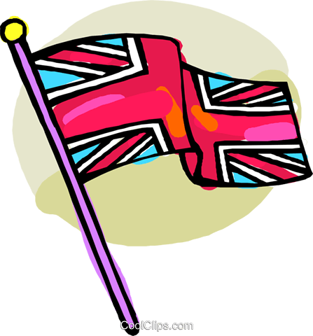 international flags, United Kingdom Royalty Free Vector Clip Art illustration flag0005