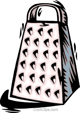 grater Royalty Free Vector Clip Art illustration hous1466