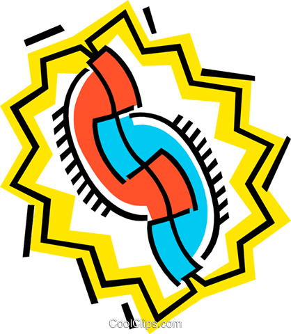 symbol of telephones Royalty Free Vector Clip Art illustration busi2258