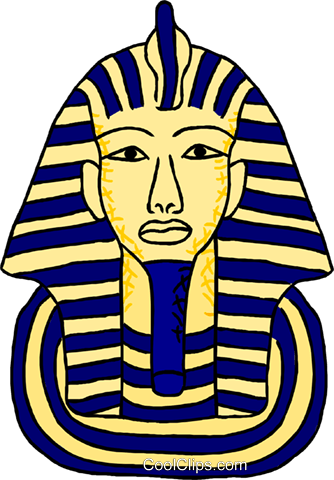 sphinx Royalty Free Vector Clip Art illustration ente0202