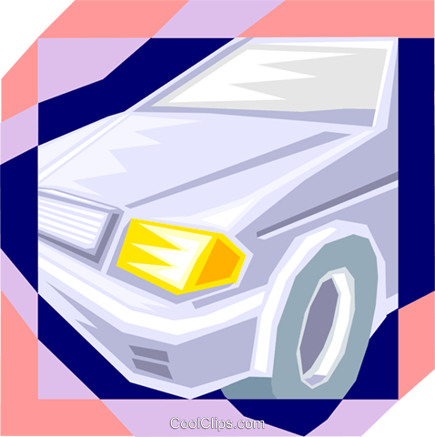 car Royalty Free Vector Clip Art illustration tran1030