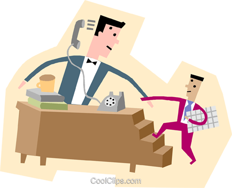 modern business people working Royalty Free Vector Clip Art illustration busi2400