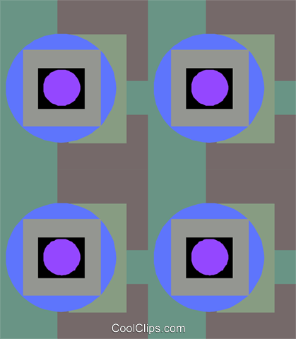 Cool tapetenmuster vektor clipart bild divi0331 for Coole tapetenmuster