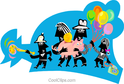 family outing Royalty Free Vector Clip Art illustration peop4278