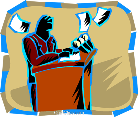 public speaking royalty free vector clip art illustration vc001118 rh search coolclips com public speaking clipart free public speaker clipart