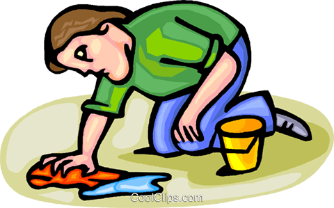 boy playing in the sand Royalty Free Vector Clip Art illustration vc001978