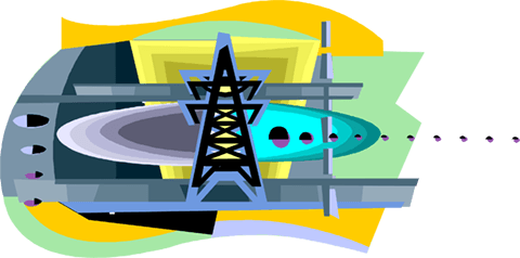 oil rig Royalty Free Vector Clip Art illustration vc004041