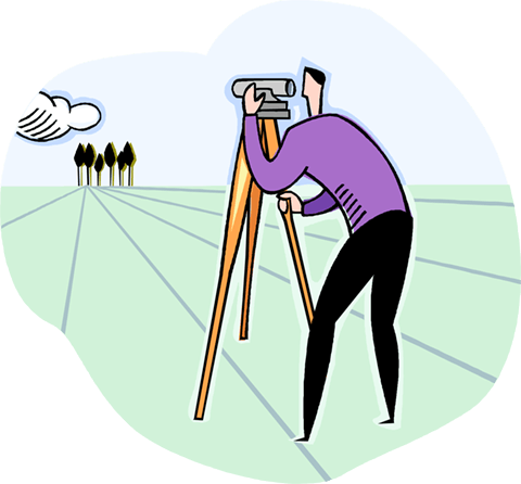taking a photograph Royalty Free Vector Clip Art illustration vc004191