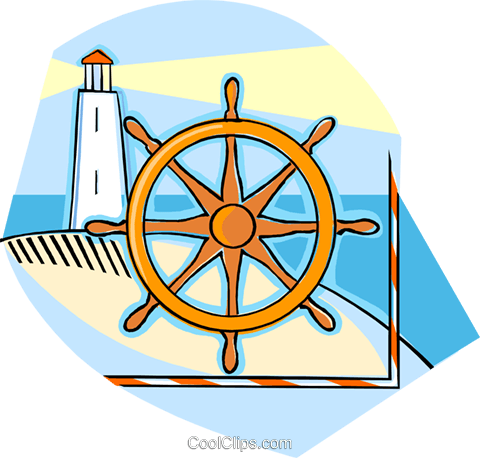 light house Royalty Free Vector Clip Art illustration vc004472