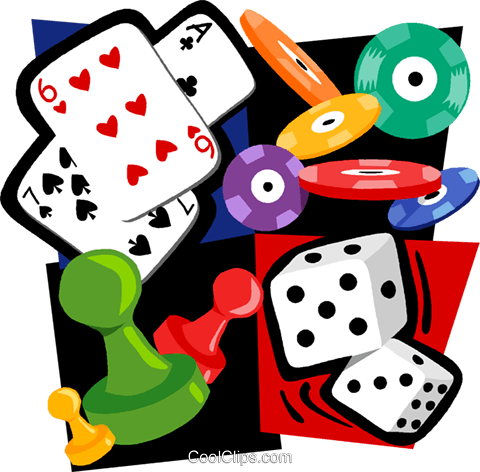 gambling motif cards poker chips dice royalty free vector clip rh search coolclips com gambling clipart free gambling clip art casino