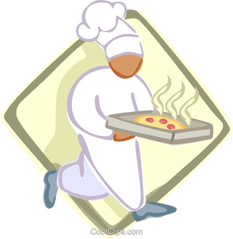 chef Royalty Free Vector Clip Art illustration vc005636