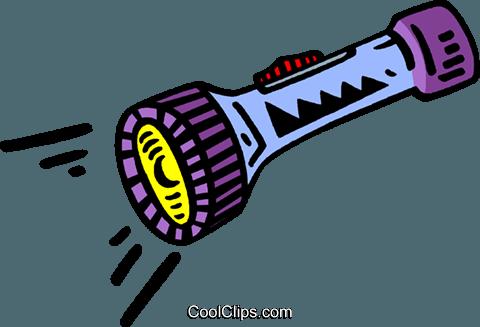 Taschenlampe clipart  Taschenlampe Vektor Clipart Bild -vc006647-CoolCLIPS.com