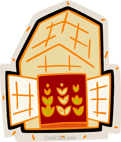 greenhouse Royalty Free Vector Clip Art illustration vc007149