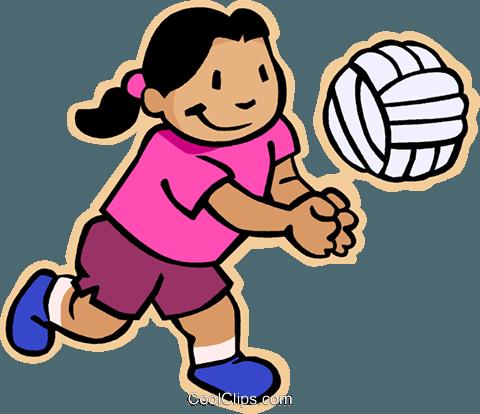 Kinder spielen, Kinder, Vektor Clipart Bild -vc007464-CoolCLIPS.com