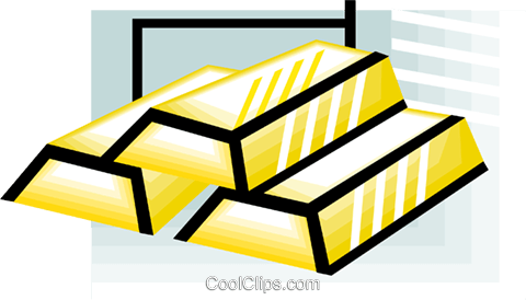 gold Royalty Free Vector Clip Art illustration vc007826