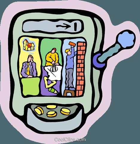 Spielautomat Wahrscheinlichkeit Bild