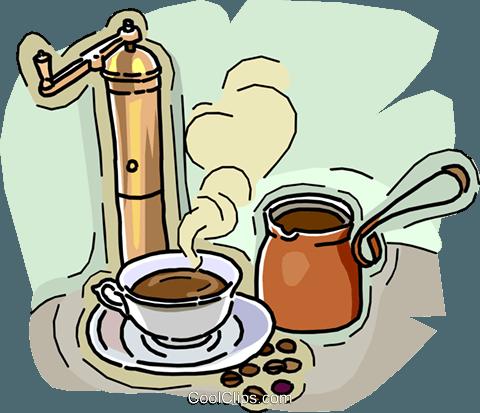 kaffeem hle kaffeemaschine kaffee vektor clipart bild vc008517. Black Bedroom Furniture Sets. Home Design Ideas