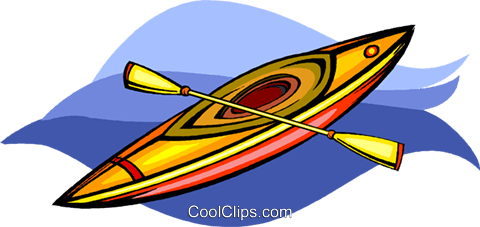 kayaking clipart png