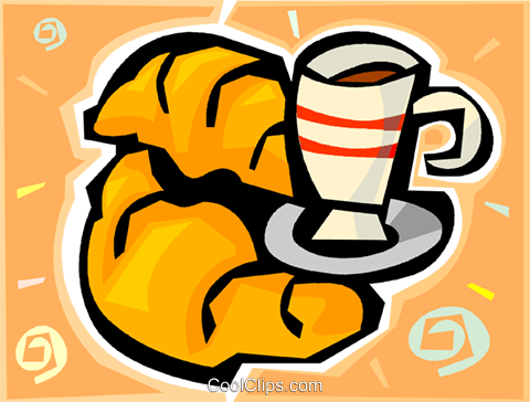 coffee Royalty Free Vector Clip Art illustration vc009339