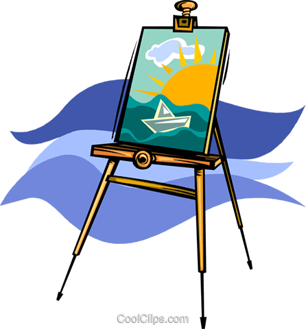 picture of a boat Royalty Free Vector Clip Art illustration vc009832