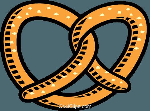 pretzel royalty free vector clip art illustration vc009985 rh search coolclips com national pretzel day clip art free clip art pretzel images