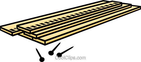 lumber Royalty Free Vector Clip Art illustration vc010374