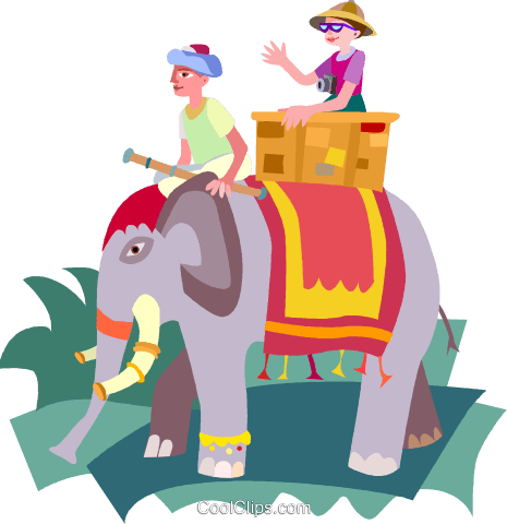 safari Royalty Free Vector Clip Art illustration vc010474