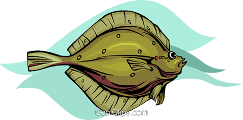 fish Royalty Free Vector Clip Art illustration vc010512