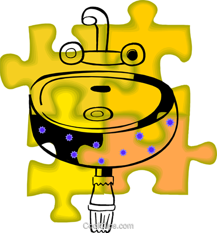 sink Royalty Free Vector Clip Art illustration vc011055