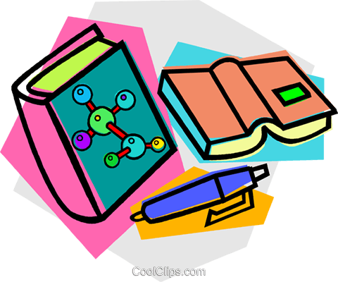 school project, chemistry Royalty Free Vector Clip Art illustration vc011140