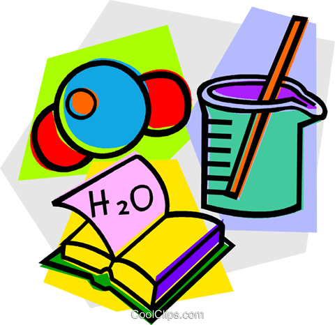 school project, physics Royalty Free Vector Clip Art illustration vc011144