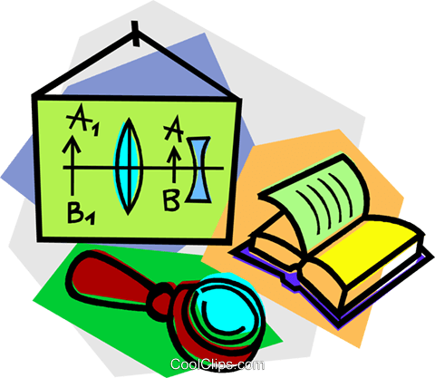 school project, science Royalty Free Vector Clip Art illustration vc011148