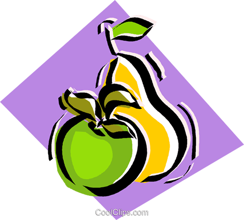 fruit Royalty Free Vector Clip Art illustration vc011194