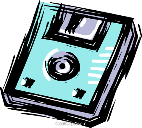 diskette Royalty Free Vector Clip Art illustration vc011202