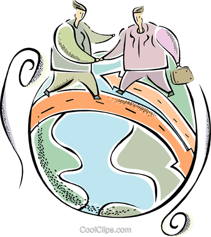 Global Communications Vecteurs de stock et clip-Art vectoriel vc011365